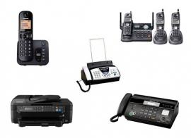 220 volts Phones & Fax Machines