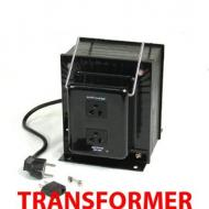 TC-1500B 1500 WATTS STEP UP STEP DOWN VOLTAGE TRANSFORMER