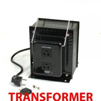TC-4000B 4000 WATTS STEP UP STEP DOWN VOLTAGE TRANSFORMER