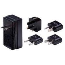Travel Kit of Converters + plugs