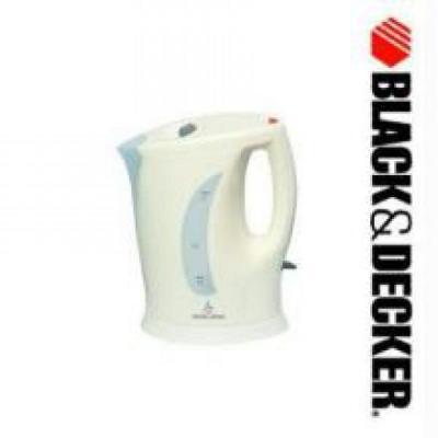 Black & Decker 1.7 ltr Kettle JC25 220 VOLT