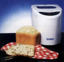 Windmere Domo B3600 Automatic Bread Maker for 220 Volts