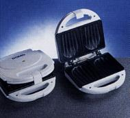 Alpina SF6018 BBQ Grill / Griddle for 220 Volts