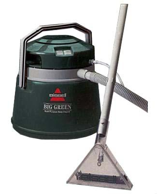 Bissell 1672h 220 volt Professional Style Deep Cleaner