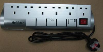 SEVEN STAR SSURPRO15A SURGE PROTECTOR FOR USA