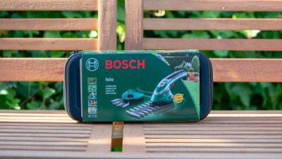 Bosch ISIO cordless grass shear 220-240Volt