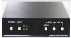 International KDV-6500 Component Output HD Video Converter