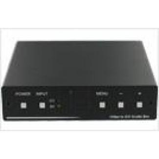 International KDV-7500 HDMI and ANALOG HD VIDEO CONVERTER