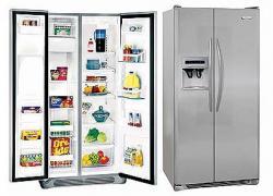 Frigidaire GLSS25V6GM side by side refrigerator