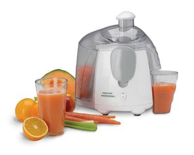 Black&Decker JE1500 Juice Extractor for 220 Volts