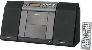 Panasonic SC-EN35 MP3 Mico Stereo System 110/220v