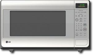 LG LRMP1270ST 1.2-cubic-foot Countertop Microwave FACTORY REFURBISHED (FOR USA )