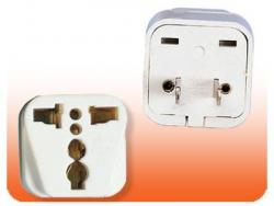 PACK OF 50 - SS410 Universal Plug for USA for 110Volt