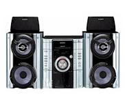 SONY MHC-RV55 VCD HI-FI MUSIC SYSTEM