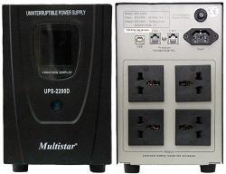 UPS 2200D 220-240 Volt, 50/60 Hz Rated Power-2200VA/1300W