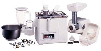 Panasonic MK-8710 10 in 1 Food Processor for 220 Volts