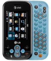 LG NEON GT365 TRIBAND AT&T UNLOCKED GSM MOBILE PHONE
