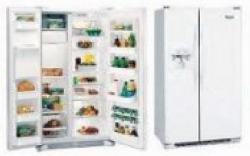 WHIRPOOL 6GD22DCXHW Refrigerators - Side By Side Refrigerators FOR 220 VOLT