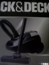 Black&Decker VM1430 Vacuum cleaner for 220 Volts