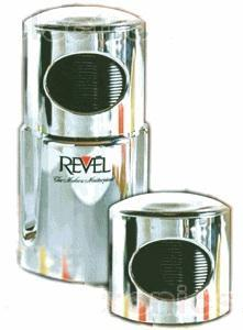 Revel Ccm104cp Wet Amp Dry Grinder With An Extra Grinder For