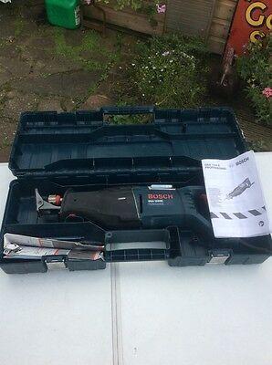 Bosch GSA1200E Reciprocating Saw for 220 Volts