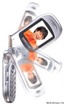 SAMSUNG SGH-P400/408 UNLOCKED TRIBAND GSM WORLD PHONE WITH BUILT-IN DIGITAL CAMERA