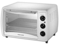 Black and Decker TRO50 28-Liter Large Size Toaster Oven 220V