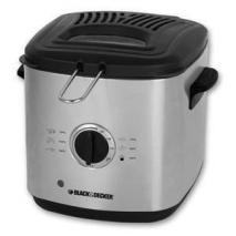 Black and Decker EF1220 Deep fryer for 220 Volts
