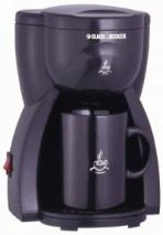 Black and Decker DCM15 1 cup coffee maker for 220 volts
