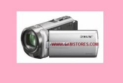 Sony DCRSX65 PAL Camcorder Silver