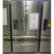 LG LFX21976ST 20.5 CFT Counter Depth Refrigerator Finish: Stainless Steel FACTORY REFURBISHED (FOR USA)