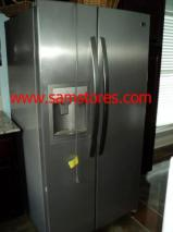 LG LSC27910TT 26.5 Cu.Ft. Side-by-Side Refrigerator w/ water & ice Dispenser FACTORY REFURBISHED (FOR USA)