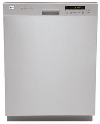 LG LDS4821ST Semi-Integrated Dishwasher with Status Display FACTORY REFURBISHED (for USA)