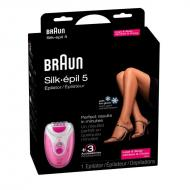 Braun Skin Spa 909 Care Set with body exfoliation and facial cleansing brushes 220 VOLTS NOT FOR USA