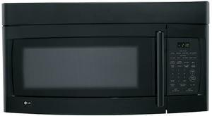 LG LMV1630BB 1.6 cu. ft. Over-the-Range Microwave Oven Factory Refurbished (FOR USA )