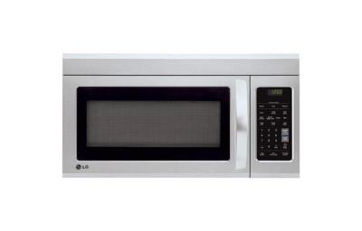 LG LMV1813ST 1.8 cu. ft. Over The Range Microwave - Stainless Steel Factory Refurbished (FOR USA )