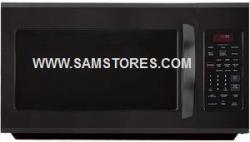 LG LMV2015SB 2.0 cu. ft. Over The Range Microwave Smooth Black Factory refurbished (ONLY FOR USA )