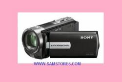 Sony DCRSX65 PAL Camcorder (Black)