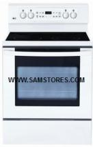 LG LRE3091SW Freestanding Electric Range with PreciseTemp Baking System, FACTORY REFURBISHED (FOR USA)