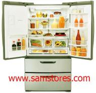 LG LFX25975ST  French Door  24.7 Cu.Ft. Refrigerator w/ water & ice Dispencer FACTORY REFURBISHED (FOR USA)