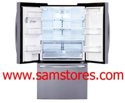 LG LFX31925ST 30.7 cu. ft. Ultra Capacity French Door Refrigerator.FACTORY REFURBISHED (FOR USA)
