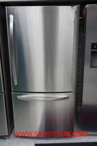 LG LDC22720ST 22.4 Cu.Ft. Bottom Freezer Refrigerator FACTORY REFURBISHED (FOR USA)