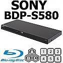 SONY BDP-S580 Multi Zone All Region Code Free Blu Ray DVD Player A/ B/ C 100~240V 50/60Hz