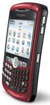 BLACKBERRY 8310 RED WIFI UNLOCKED QUAD BAND MOBILE