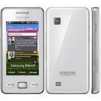 SAMSUNG GT-C6712 QUAD BAND DUAL SIM UNLOCKED GSM MOBILE PHONE White