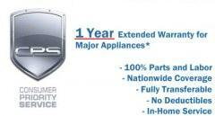 CPS LGAP11500 1 YR Extended Warranty by CPS (up to $1,500 value)