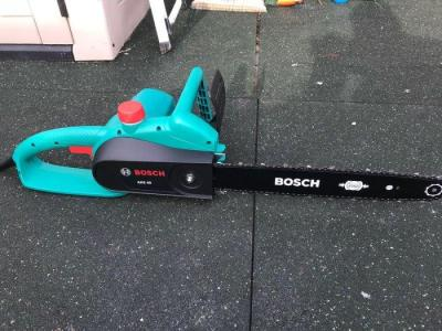 Bosch AKE40-19S chain saw 220 volts