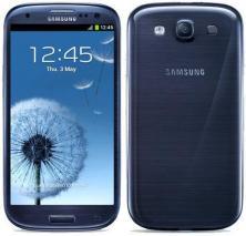 SAMSUNG I9300 GALAXY S III 16GB QUADBAND UNLOCKED PHONE (BLUE)