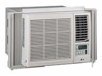 LG LB8000R 8,000 BTU WINDOW AIR CONDITIONER WITH REMOTE FACTORY REFURBISHED (FOR USA ONLY)
