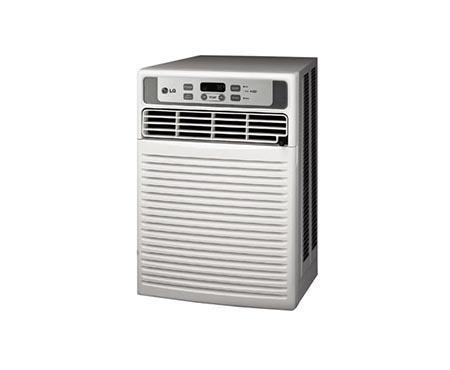 Lg lw1011cr 10 000 btu casement window air conditioner for 110 volt window air conditioner